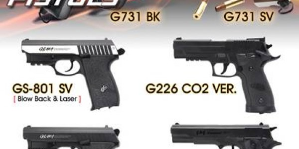 G&G releases new products