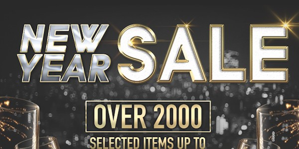 Redwolf Airsoft new year sales!