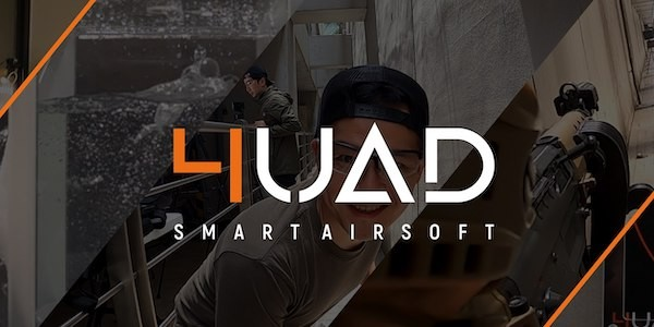 New Airsoft Youtube channel: 4UAD SmartAirsoft