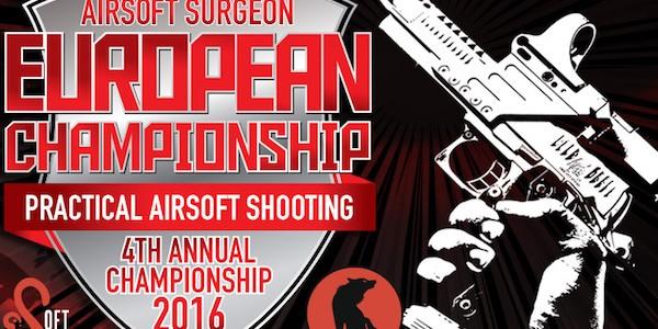 Redwolf Airsoft – Airsoft Surgeon 4th European Championship 2016!