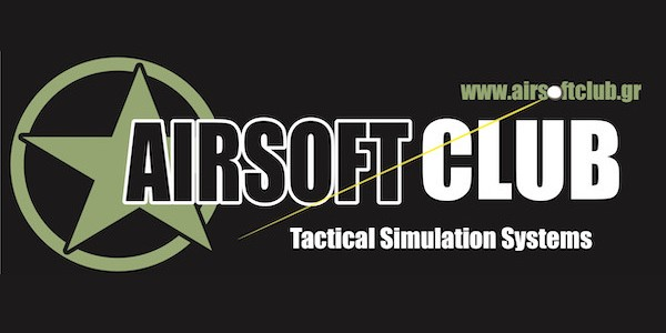 New partner AirsoftClub from Greece!