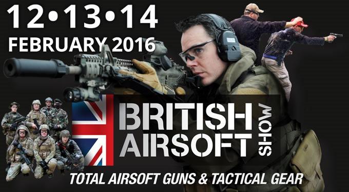British Shooting Show 2016