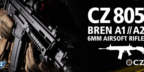 Finally, the ASG CZ 805 Bren is out!