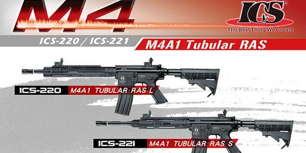 ICS M4A1 Tubular RAS