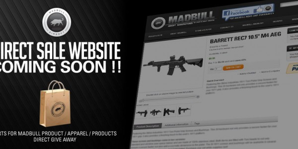 Madbull Direct Sale Website
