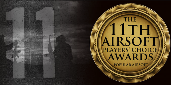 The 11th Airsoft Players' Choice Awards