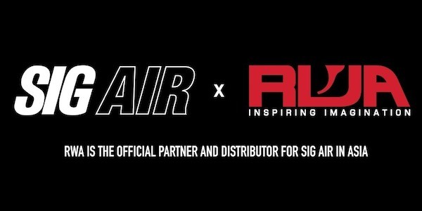 SIG AIR selected RWA Group as distributor for Asia