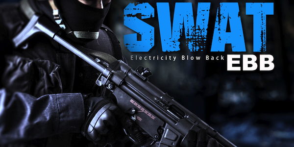 Bolt Airsoft MB5 SWAT EEB release november 17th