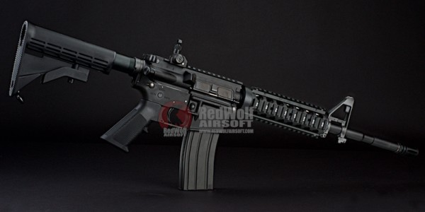 Tokyo Marui M4A1 MWS GBBR is finally available today!