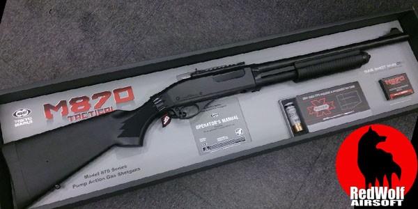 Tokyo Marui M870 Tactical