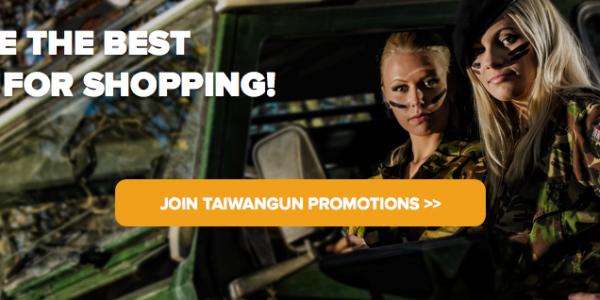 Taiwangun.com Very Special Offers