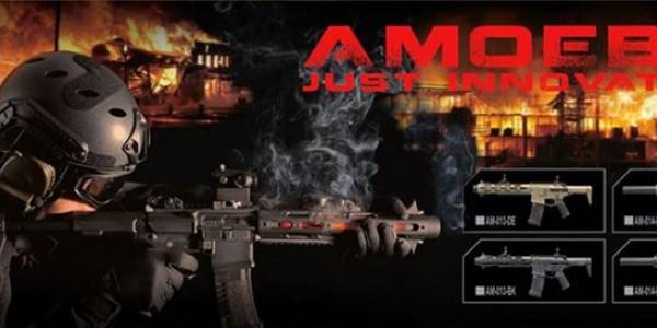 AA-Store ARES AMOEBA Series