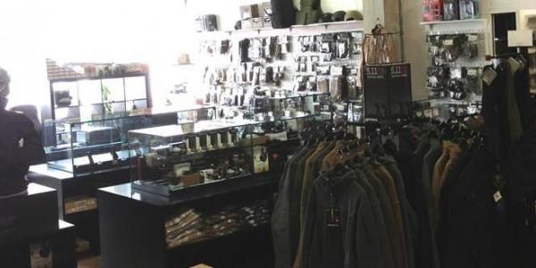 New AA Store showroom
