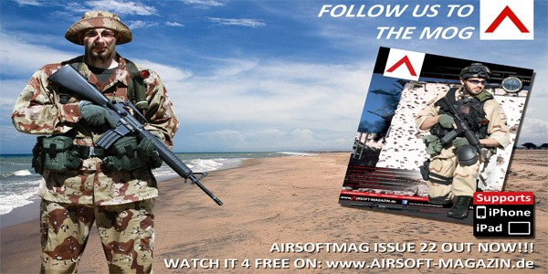 German Airsoft Magazin Issue #22