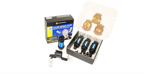 3x Cyclone Grenade System package @ Airsoft Innovations