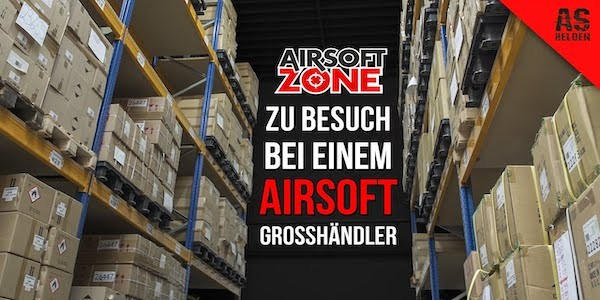Behind the scenes at AirsoftZone