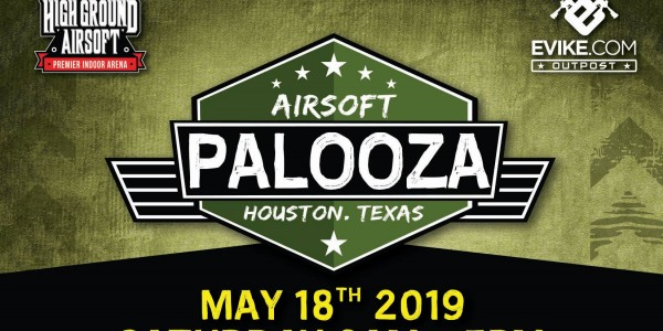 Next weekend: Airsoft Palooza 2019
