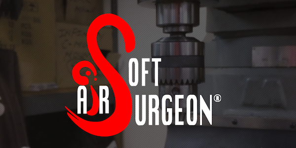 New website Airsoft Surgeon
