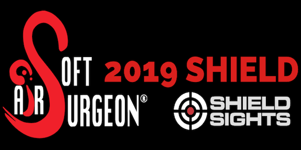 Airsoft Surgeon 2019 SHIELD CUP
