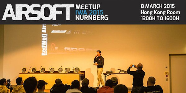 IWA & Outdoor Classics 2015 Airsoft Meetup