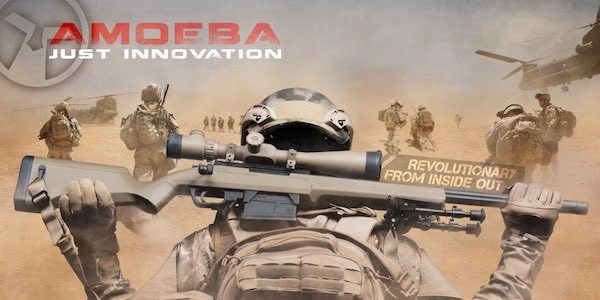 ARES AMOEBA new STRIKER S1 Sniper Rifle