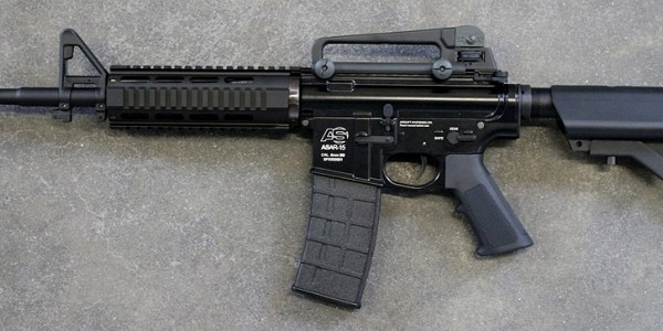 ASAR-15 - Serial production model