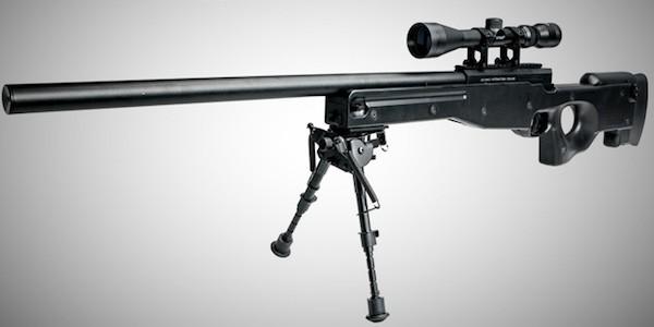 ASG new AI AW .308 Gas Sniper Rifle