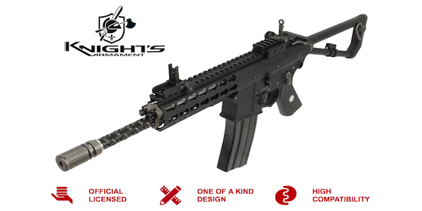 Knight's Armament Company PDW M2 Airsoft Rifle