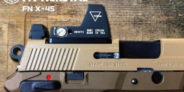FN Herstal FNX 45 GBB is coming soon!