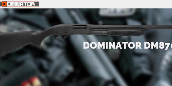 New DM870 Airsoft Shotgun by Dominator