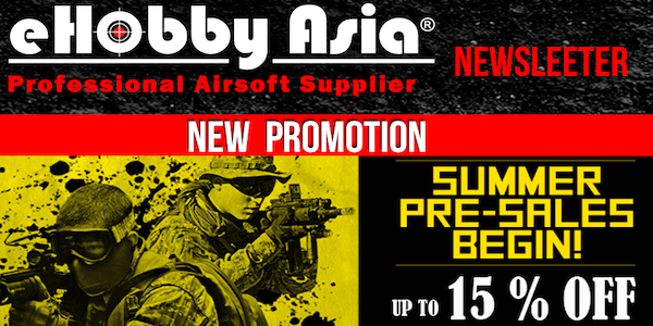 eHobby Asia - Summer pre-sales!
