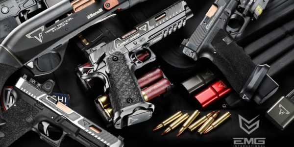 EMG Arms partners with Taran Tactical Innovations