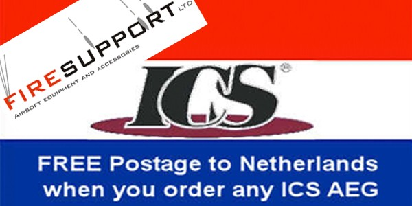 FireSupport.co.uk - Free postage to the Netherlands...
