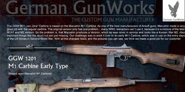 German GunWorks - NLAIRSOFT COM