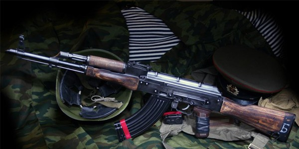 German GunWorks finished the AKM project