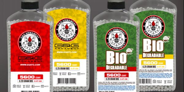 G&G New BBs - Bigger and Bio!