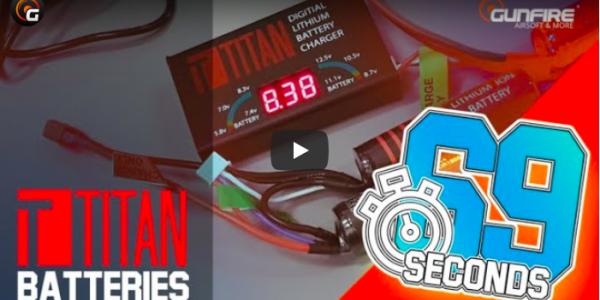 Titan featured in Gunfire's Airsoft in 69 seconds