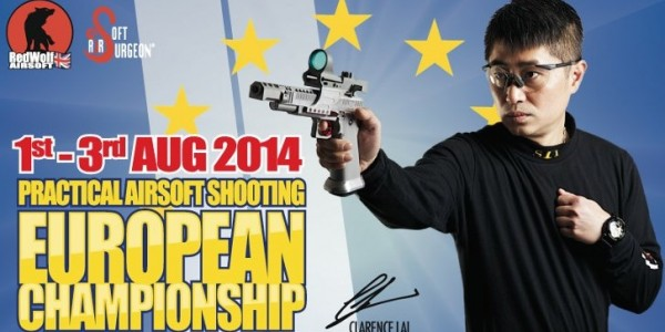 Airsoft Practical Shooting European Championship