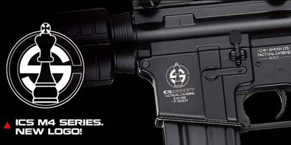 ICS presents a new M4 logo design