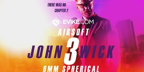 John Wick 3: 6MM Spherical - Airsoft Edition