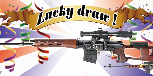 2015 King Arms Lucky draw event