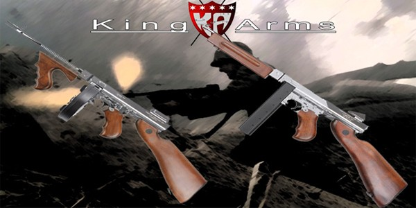 M1A1 & M1928 Silver Editions