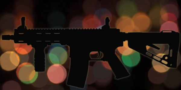 New AEG AR platform by KingArms