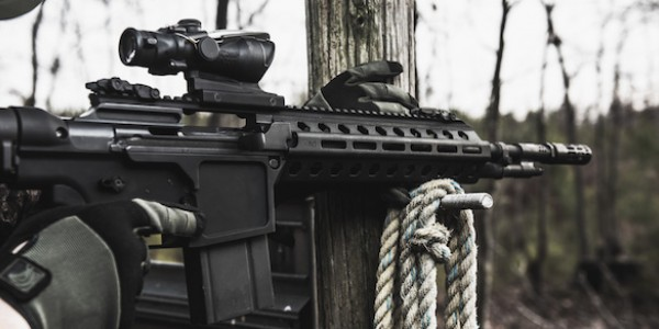 Krytac Origin 12 shotgun and MK36H on hold