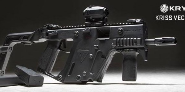 KRISS USA response to the A&K Vector AEG