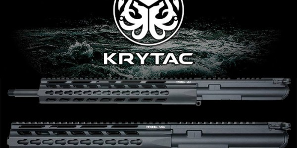 KRYTAC Complete Upper Receiver Assemblies