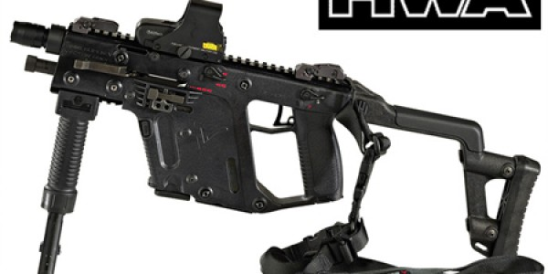 KWA - Kriss Vector prototype