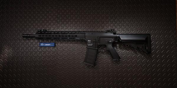 Review: Classic Army Keymod KM12 12