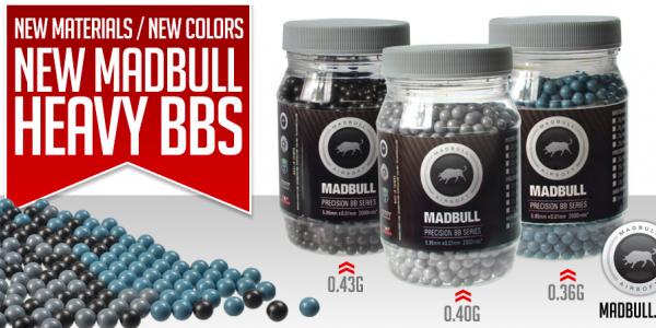 New Madbull Heavy BBs