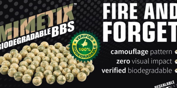 New camouflage pattern BBs!